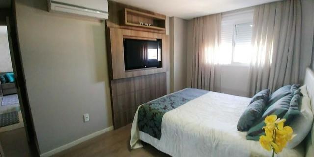 D_ Apto2 dormitórios mobiliado, no bairro Pagani, em Palhoça - Foto 4