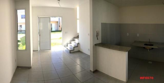 CA1294 Condomínio Magna Villaris, Vendo ou Alugo, casas duplex, 3 quartos, 2 vagas - Foto 6