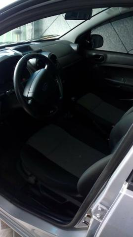 Ford fiesta 1.6 rocam hatch 8v flex - Foto 3