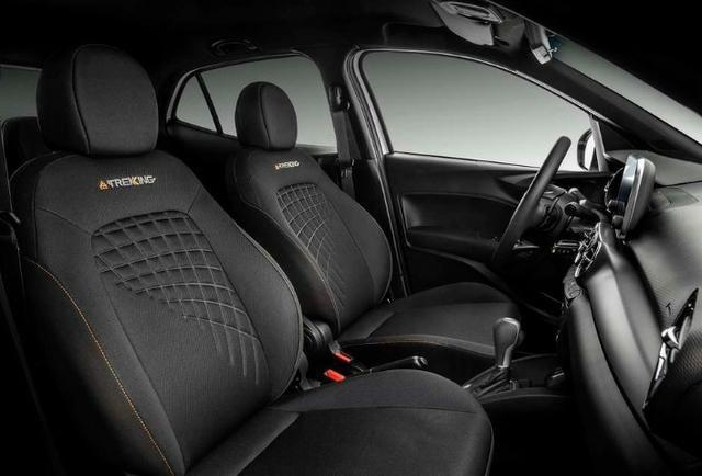 Fiat Argo Trekking 1.3 Flex R$ 58.800,00 - Foto 2