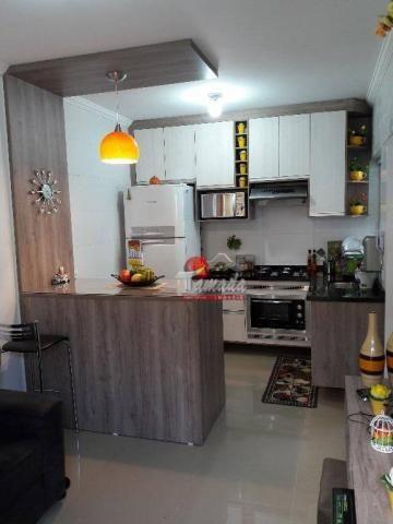 Apartamento com 1 dormitório à venda, 36 m² por R$ 205.000,00 - Cidade Patriarca - São Pau