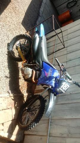XTZ com motor OHC 200cc - Foto 5