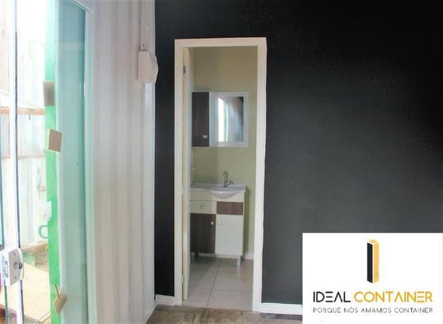 Casa Container 30m² com Super Desconto - Foto 6