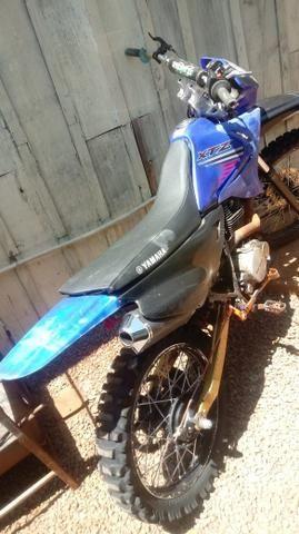 XTZ com motor OHC 200cc - Foto 3