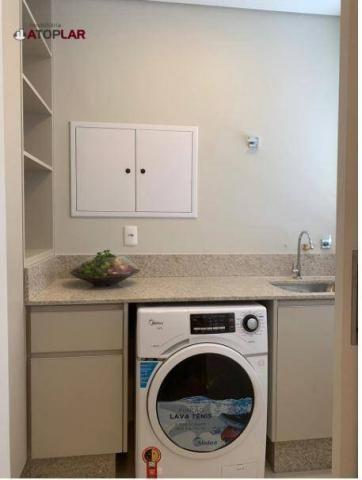 Apartamento garden com 3 dormitórios à venda, 208 m² por r$ 1.230.000,00 - pioneiros - bal - Foto 9