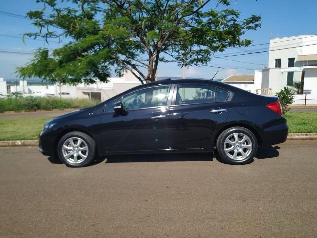 CIVIC 2012/2012 1.8 EXS 16V FLEX 4P AUTOMÁTICO - Foto 6