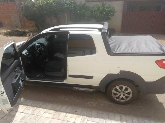 Fiat Strada Working 1.4 completa - Foto 4