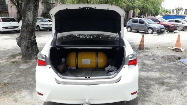 Taxi Corola 2018 com praça transferível - Foto 9