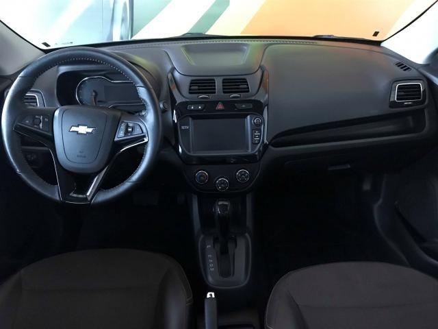 COBALT 2018/2019 1.8 MPFI LTZ 8V FLEX 4P AUTOMÁTICO - Foto 4