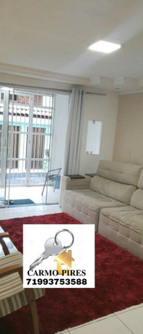 Itapoan Casa 3/4 sendo uma suite - Foto 16