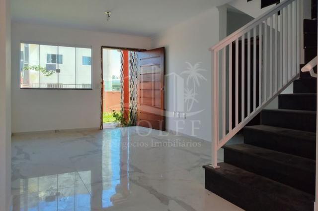 JD346 - Sobrado com 3 suítes + 1 dormitório térreo em Barra Velha/SC - Foto 12