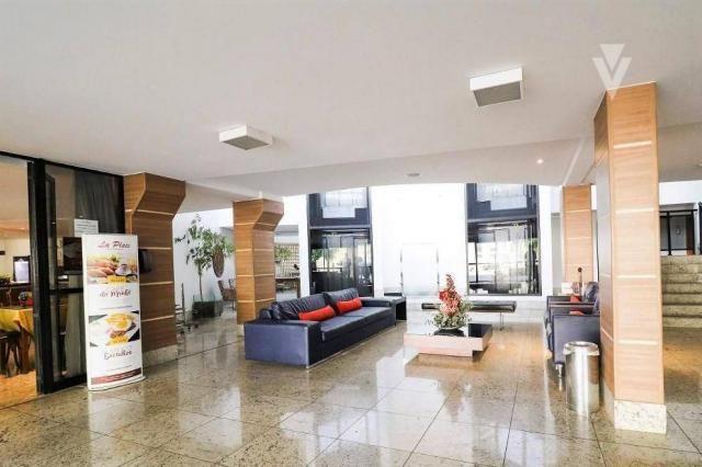 Flat com 1 dormitório para alugar, 30 m² por R$ 1.500,00/mês - Setor Oeste - Goiânia/GO - Foto 2