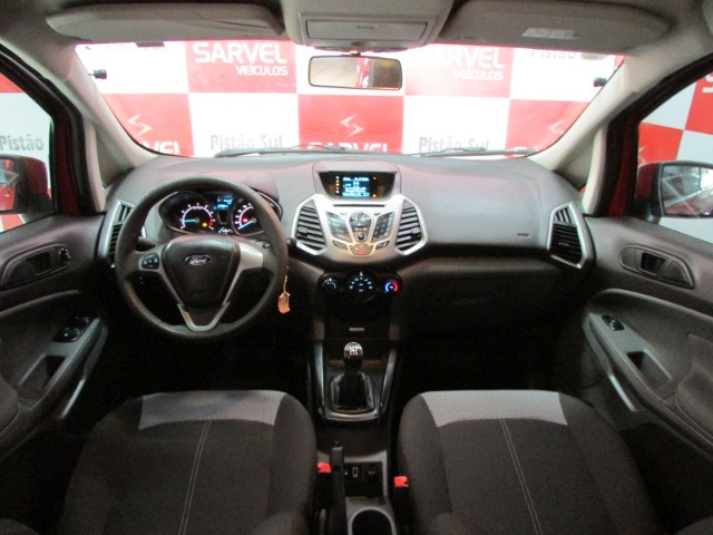 Ford Ecosport SE 1.6 manual - Foto 5