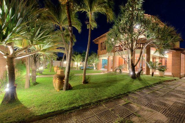 Alugo - Casa Super Luxo - 5 Suítes AR/TV - 20 Pessoas - Apenas 100m do Beach Park - Foto 2