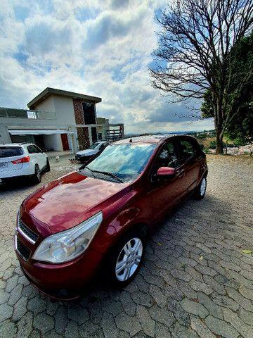 Chevrolet Agile 1.4 LTZ Top Linha c/ GNV MUITO NOVO! DOC OK TODO REVISADO - Foto 2