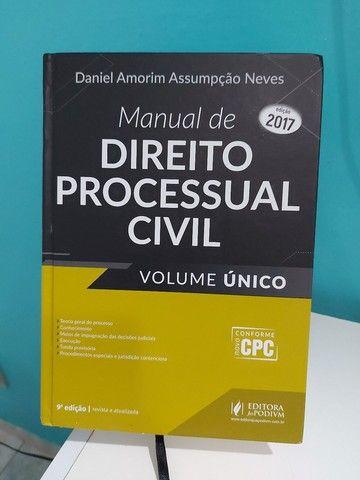 Manual de Direito Processual Civil - Volume Único - Daniel Amorim Assumpção