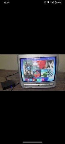 Transforme sua tv em uma smart 250 reais
