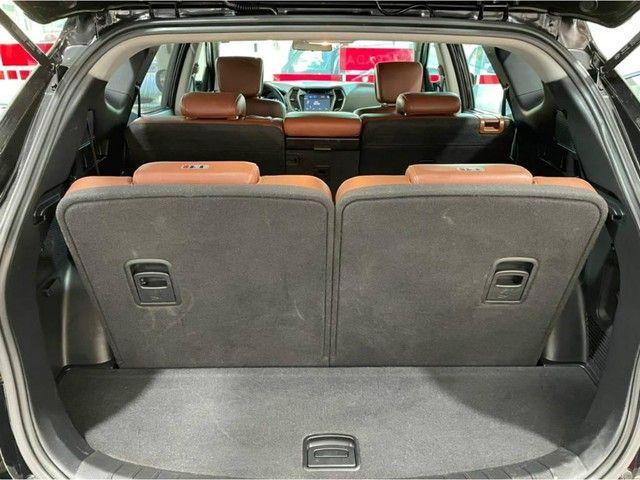 Hyundai Santa Fé GLS 3.3V6 *Teto Panorâmico, Interior Terra Cota, 4X4, 7Lugares* - Foto 12