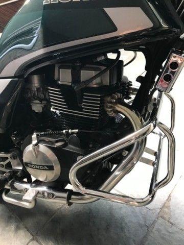Moto Honda Cb 450 Dx ano 1994 - Foto 6
