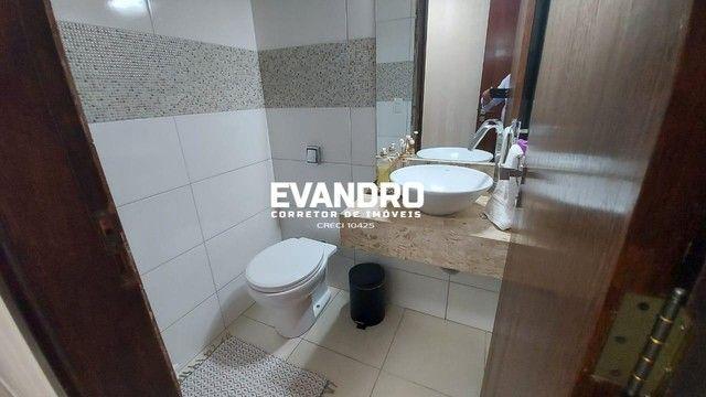 Apartamento para Venda em Cuiabá, Bandeirantes, 3 dormitórios, 2 suítes, 4 banheiros, 1 va - Foto 15
