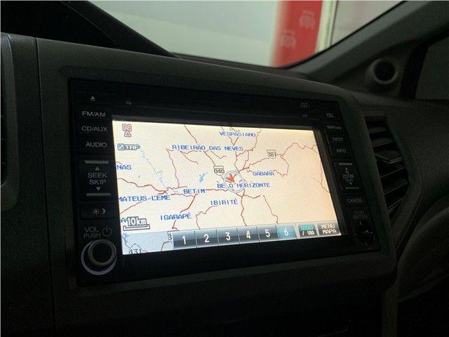 Honda Civic 2014 2.0 exr 16v flex 4p automático - Foto 8