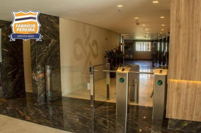 Apartamento com 3 dormitórios para alugar, 96 m² por R$ 1.900/mês - Mirante - Campina Gran - Foto 15
