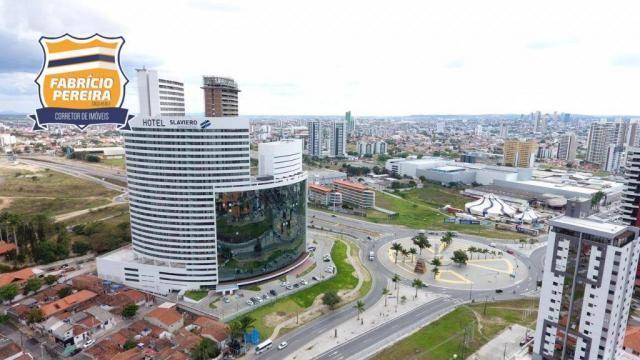 Apartamento com 3 dormitórios para alugar, 96 m² por R$ 1.900/mês - Mirante - Campina Gran - Foto 2