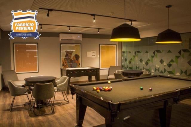 Apartamento com 3 dormitórios para alugar, 96 m² por R$ 1.900/mês - Mirante - Campina Gran - Foto 20