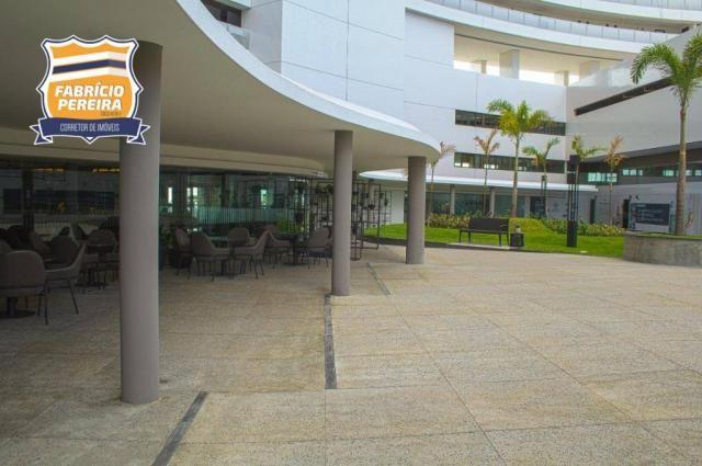 Apartamento com 3 dormitórios para alugar, 96 m² por R$ 1.900/mês - Mirante - Campina Gran - Foto 9