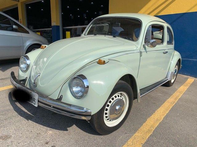 VW - FUSCA 1300 RARIDADE Ano:1982