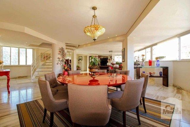 Apartamento à venda com 3 dormitórios em Serra, Belo horizonte cod:267394 - Foto 3