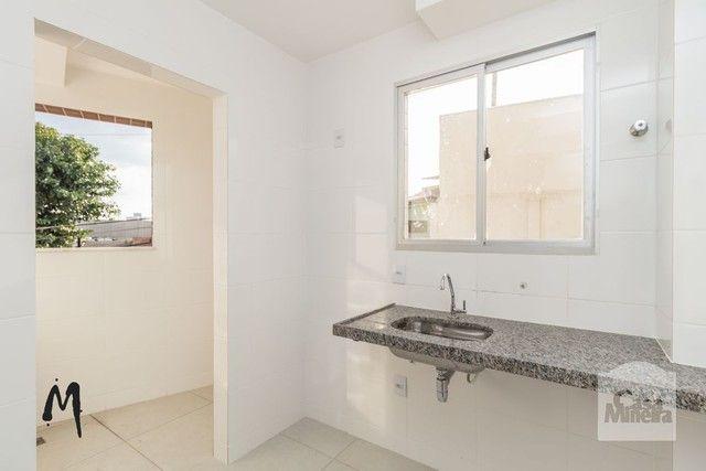 Apartamento à venda com 2 dormitórios em Caiçaras, Belo horizonte cod:264421 - Foto 12