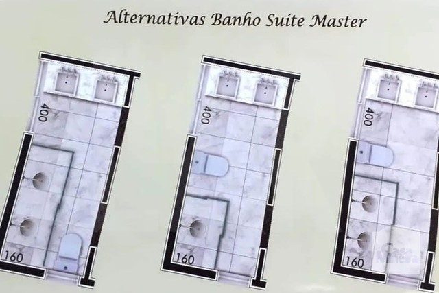Apartamento à venda com 4 dormitórios em Santa lúcia, Belo horizonte cod:265827 - Foto 11