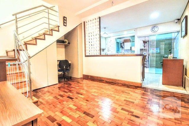 Casa à venda com 2 dormitórios em Caiçara-adelaide, Belo horizonte cod:269381 - Foto 3