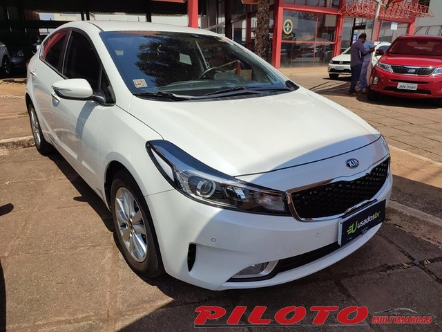 Kia Motors Cerato 1.6 16V  Flex  Aut. - Foto 2