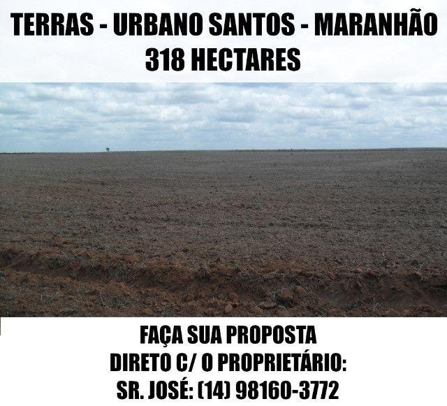 Terras / Fazenda - Urbano Santos (MA) - 318 Ha - Faça Sua Proposta - Foto 4