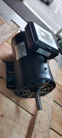 Motor 5 cv alta rotação Monofasico