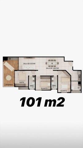 Apartamento Novo na Beira Mar de Carapibus - Foto 5