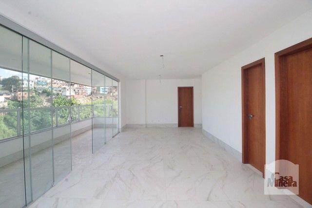 Apartamento à venda com 4 dormitórios em Luxemburgo, Belo horizonte cod:278309 - Foto 3