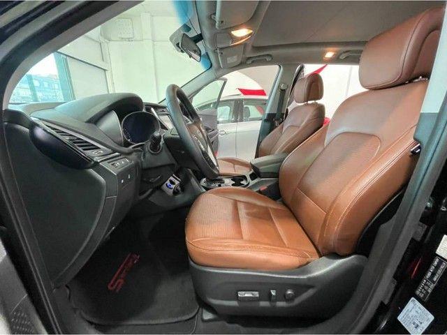 Hyundai Santa Fé GLS 3.3V6 *Teto Panorâmico, Interior Terra Cota, 4X4, 7Lugares* - Foto 15