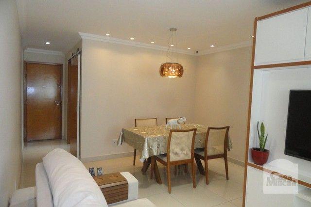 Apartamento à venda com 3 dormitórios em Paquetá, Belo horizonte cod:319588 - Foto 2