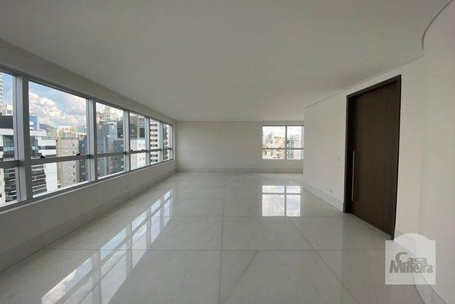 Apartamento à venda com 4 dormitórios em Santo agostinho, Belo horizonte cod:278220 - Foto 2