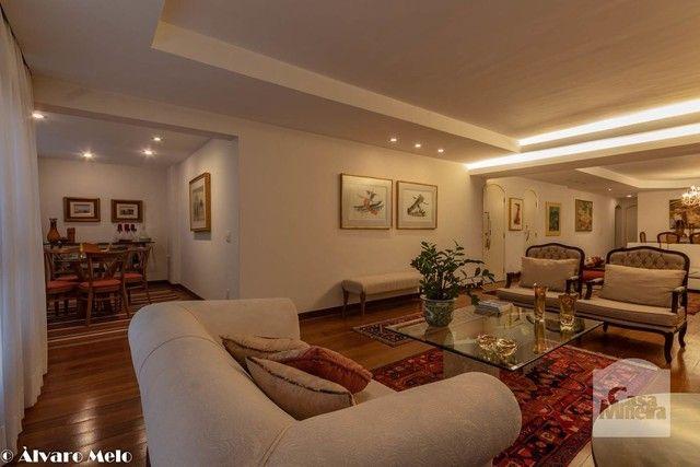 Apartamento à venda com 4 dormitórios em Lourdes, Belo horizonte cod:253467 - Foto 4