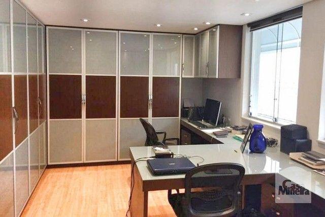 Apartamento à venda com 4 dormitórios em Santo antônio, Belo horizonte cod:273863 - Foto 4