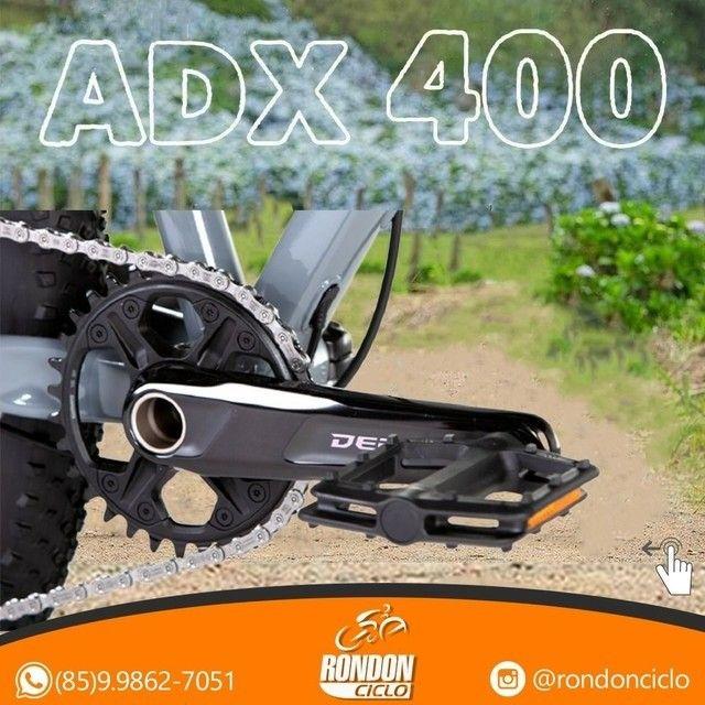 Bike Audax ADX 400 - Nova - Foto 2