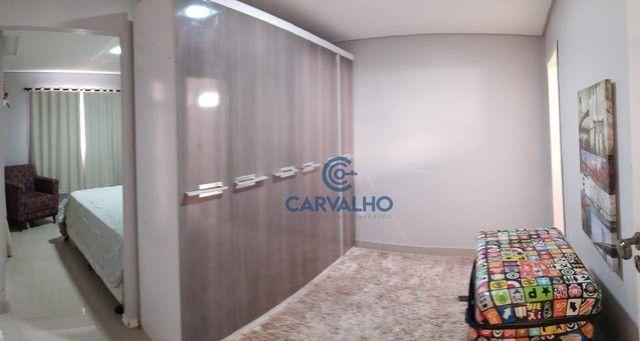 Sobrado com 3 dormitórios à venda, 226 m² por R$ 480.000,00 - Parque Residencial Tropical  - Foto 12