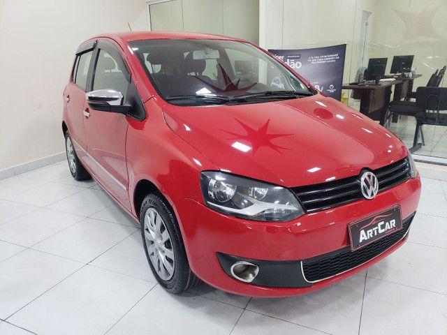Volkswagen Fox 1.0 - Único dono (Completo de tudo)  - Foto 9