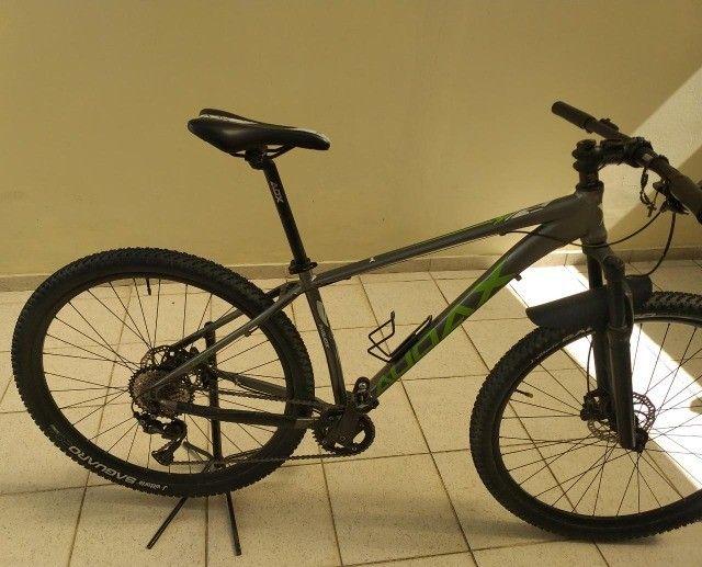 Bicicleta MTB Audax Aro 29 1x9 V, aceito speed como parte do pagamento.  - Foto 3