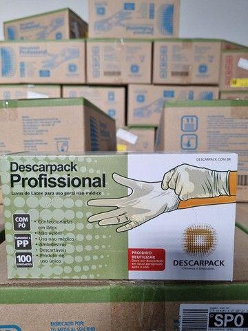 Luva profissional Descarpack