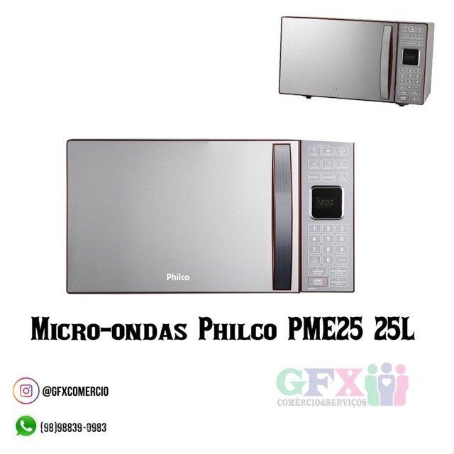 Philco microondas 25l PME25